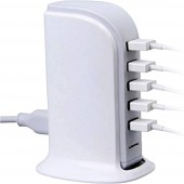 8715986177517 USB 2.0 hub Fehér