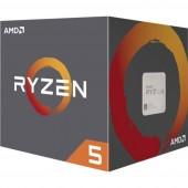 AMD Ryzen™ 5 2600X 6 x 3.6 GHz Hexa Core WOF processzor Foglalat: AMD AM4 95 W