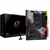 ASRock X570 Phantom Gaming X Alaplap Foglalat AMD AM4 Formafaktor ATX Alaplapi chipszet AMD® X570