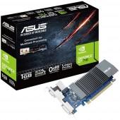 Asus Grafikus kártya Nvidia GeForce GT710 1 GB GDDR5-RAM PCIe x16 HDMI™, DVI, VGA
