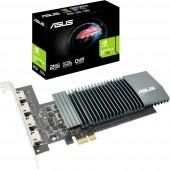 Asus Grafikus kártya Nvidia GeForce GT710 2 GB GDDR5-RAM PCIe HDMI™