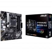 Asus PRIME B450M-A II Alaplap Foglalat AMD AM4 Formafaktor Micro-ATX Alaplapi chipszet AMD® B450