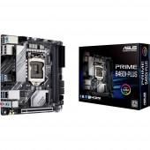 Asus PRIME B460I-PLUS Alaplap Foglalat Intel® 1200 Formafaktor Mini-ITX Alaplapi chipszet Intel® B460