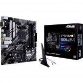 Asus PRIME B550M-A (WI-FI) Alaplap Foglalat AMD AM4 Formafaktor Micro-ATX Alaplapi chipszet AMD® B550