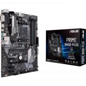 Asus Prime B450-Plus Alaplap Foglalat AMD AM4 Formafaktor ATX Alaplapi chipszet AMD® B450