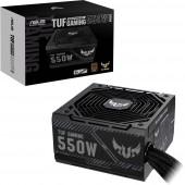 Asus TUF Gaming 550B Számítógép tápegység 550 W ATX 80PLUS® Bronze