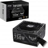 Asus TUF Gaming 750B Számítógép tápegység 750 W ATX 80PLUS® Bronze