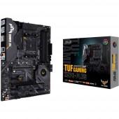 Asus TUF Gaming X570-Plus Alaplap Foglalat AMD AM4 Formafaktor ATX Alaplapi chipszet AMD® X570