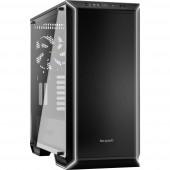 BeQuiet Dark Base 700 Midi torony Számítógép ház Fekete 2 előre telepített hűtő