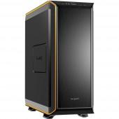 BeQuiet Dark Base 900 Orange Midi torony Számítógép ház, Gaming doboz Fekete, Narancs