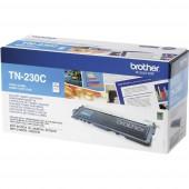 Brother Toner TN-230C TN230C Eredeti Cián 1400 oldalak