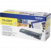 Brother Toner TN-230Y TN230Y Eredeti Sárga 1400 oldalak