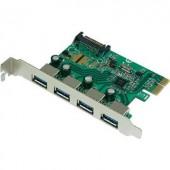 Kontroller kártya, PCI-Express, Renkforce e portos USB 3.0