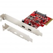Renkforce RF-4599664 2 port USB 3.1 kontroller kártya PCIe