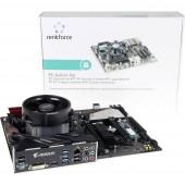 Renkforce Számítógép tuning készlet AMD Ryzen™ 5 AMD Ryzen 5 - 3600X (6 x 3.8 GHz) 16 GB keine Grafikkarte ATX