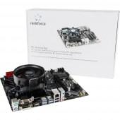 Renkforce Számítógép tuning készlet AMD Ryzen 3 3200G (4 x 3.6 GHz) 8 GB AMD Radeon Vega Graphics Vega 8 Micro-ATX