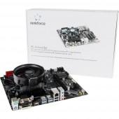 Renkforce Számítógép tuning készlet AMD Ryzen 5 3400G (4 x 3.7 GHz) 16 GB AMD Radeon Vega Graphics Vega 11 Micro-ATX