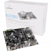 Renkforce Számítógép tuning készlet Intel® Celeron® G4900 (2 x 3.1 GHz) 8 GB Intel UHD Graphics 610 Micro-ATX