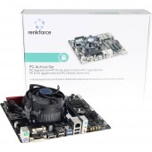 Renkforce Számítógép tuning készlet Intel® Core™ i3 I3-9100F (4 x 3.6 GHz) 8 GB keine Grafikkarte Micro-ATX