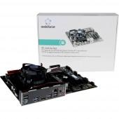Renkforce Számítógép tuning készlet Intel® Core™ i5 I5-9600K (6 x 3.7 GHz) 16 GB Intel UHD Graphics 630 ATX