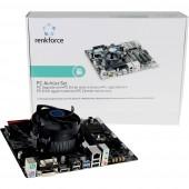 Renkforce Számítógép tuning készlet Intel® Pentium® Gold G5400 (2 x 3.7 GHz) 8 GB Intel UHD Graphics 610 Micro-ATX