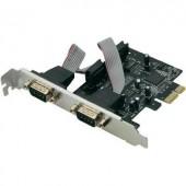 Soros csatlakozókártya, PCIe, Digitus