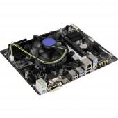 Számítógép tuning készlet Intel Core i3 (4 x 3.6 GHz)8 GB Intel UHD Graphics 630 Micro-ATX120 GB SSD-vel