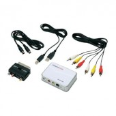 Audio/Video digitalizáló, Terratec Grabster AV 300 MX