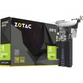 Zotac Grafikus kártya Nvidia GeForce GT710 1 GB DDR3-RAM PCIe x1 HDMI™, DVI, VGA
