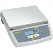 Digitális labormérleg, asztali csomagmérleg, max.6kg/2g Kern FCE 6K2N