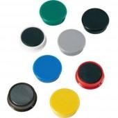ALCO Erős mágnes (Ø x Ma) 38 mm x 13.5 mm Kerek Többszínű, Színválasztás nem lehetséges 10 db 6848V26