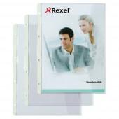 Acco-Hetzel Dokumentum tok 226784 DIN A4, a szokásosnál szélesebb Színtelen 1 db