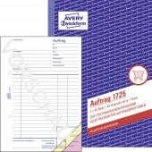 Avery-Zweckform 1725 DIN A5 álló ATT.INT.NUMBER_SHEETS: 80