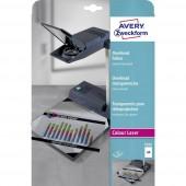 Avery-Zweckform 3566 Overhead-Projektor fólia DIN A4 Lézernyomtató, Színes lézernyomtatás, Másoló, Színes fénymásolás Átlátszó 20 db