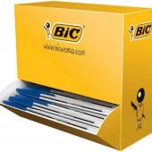 BIC Eldobható golyóstollak Cristal Fekete 0.4 mm Hiteles dokumentum: Igen 100 db/csomag 100 db 942911