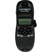 DYMO Letratag Black H Feliratozó készülék Alkalmas feliratozó szalag: LT 12 mm
