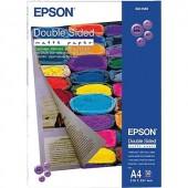 Fénykép papír Epson Double-Sided Matte Paper C13S041569 DIN A4 178 g/m² 50 lap Mindkét oldala nyomtatható, Matt