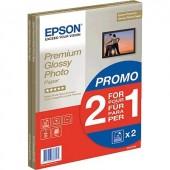 Fénykép papír Epson Premium Glossy Photo Paper C13S042169 DIN A4 255 g/m² 30 lap Magasfényű