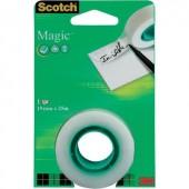3M SCOTCH® MAGIC 810 átlátszó ragasztószalag, 19 mm X 25 m