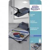 Tintasugaras overhead fólia Avery-Zweckform 2503 DIN A4 Tintasugaras nyomtatóhoz optimálva 10 db