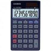 Zsebszámológép, 10 számjegyű, Casio SL-310TER+