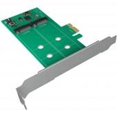 ICY BOX Szerver memóriakártya nyílás adapter SATA III