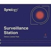 Synology DEVICE LICENSE X 4 NAS szerver licensz csomag