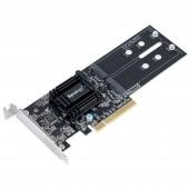 Synology Szerver memóriakártya nyílás adapter