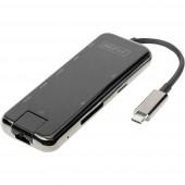 Digitus DA-70887 USB-C™ dokkoló állomás