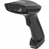 1D Vezeték nélküli Bluetooth-os USB-s kézi vonalkód olvasó szkenner CCD Manhattan 178495