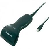 1D USB-s kézi vonalkód olvasó szkenner CCD Manhattan 401517