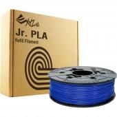 3D nyomtatószál XYZprinting PLA műanyag 1.75 mm Kék 600 g Junior