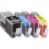 Basetech Tinta helyettesíti HP 920, 920XL Kompatibilis Fekete, Cián, Bíbor, Sárga BTH67 1717,0055-126