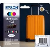Epson Tintapatron 405 Eredeti 4 db-os csomag Fekete, Sárga, Cián, Bíbor C13T05G64010